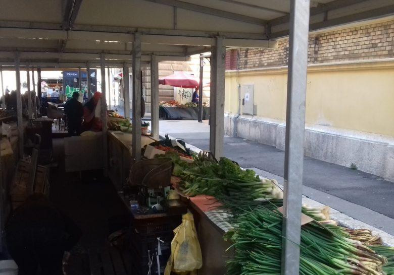 Brajda Market Rijeka