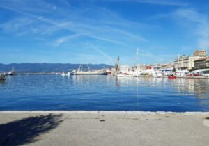 Harbour Bench – Enjoy the view