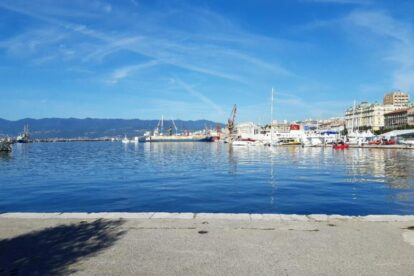 Harbour Bench Rijeka