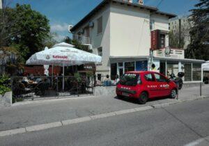 Kvarnerić – Cool local student coffee place