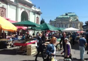 Local Market Rijeka