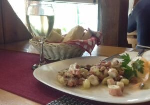 Maretina – Cheap but great seafood