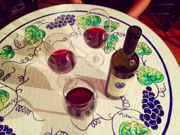 Al Vino al Vino – Relaxed wine bar