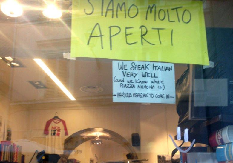 Altroquando Bookshop Rome