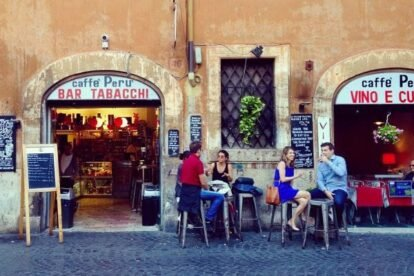 The Best Truly Local Bars in Rome