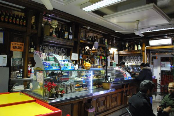 Bar Rosi – A piece of history