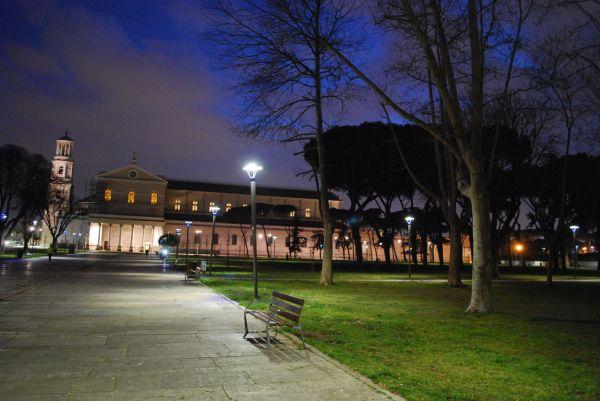 Basilica San Paolo Fuori Le Mura Rome