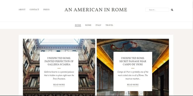 Best Rome Blogs 2019 - As Selected by Locals!