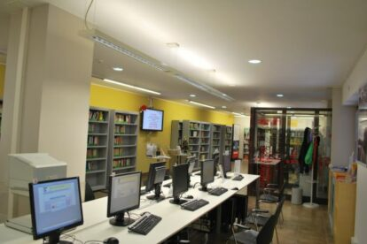 Biblioteca Goffredo Mameli Rome