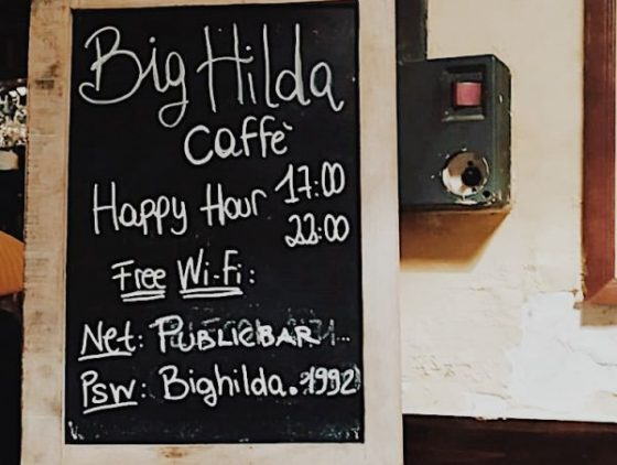 Big Hilda – Cheap drinks in Trastevere