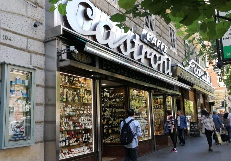 Castroni Rome