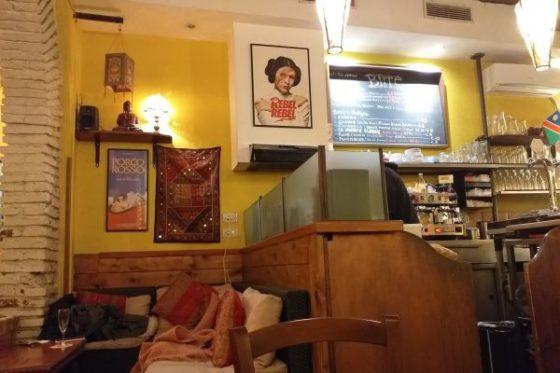 Chakra Cafè – Date night in Trastevere