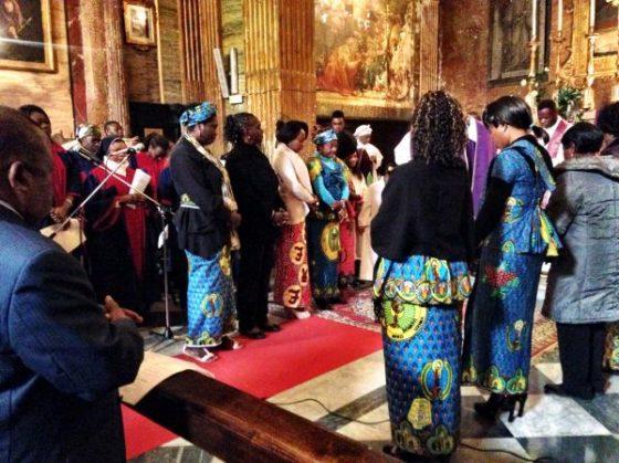 Chiesa della Natività del Gesù – Sounds of Africa