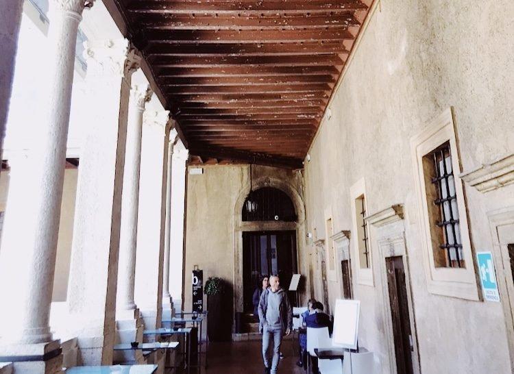 Chiostro del Bramante Rome