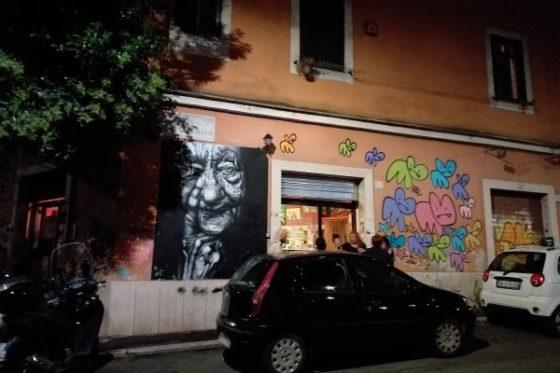 Chourmo – Cosy bar in Torpignattara