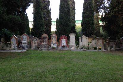 Cimitero della Parrochietta Rome