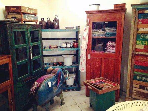 Estremi – Vintage-ethnic furnishings