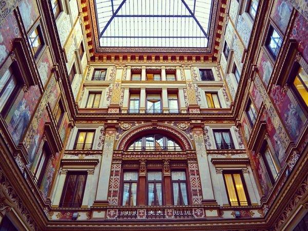 Galleria Sciarra Rome