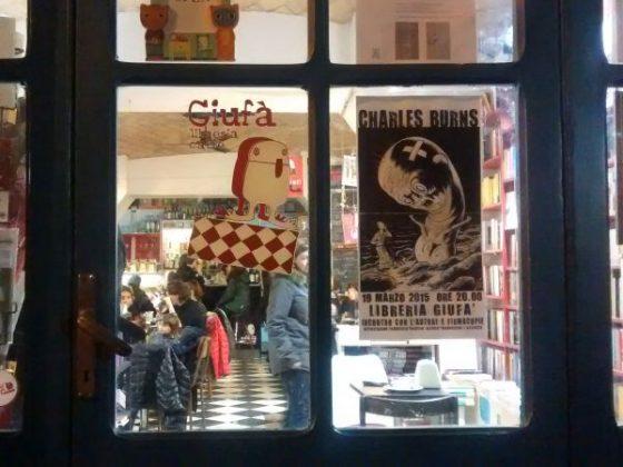 Giufà – Library and cafè