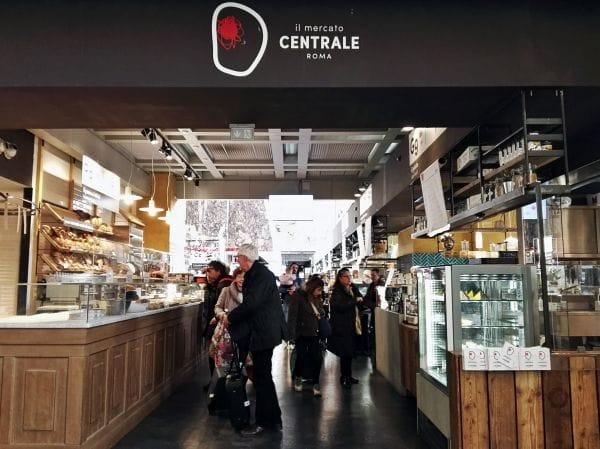 Il Mercato Centrale Roma Rome