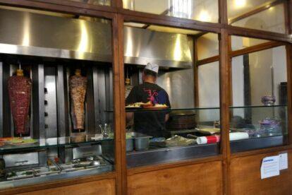 Kebab Rome