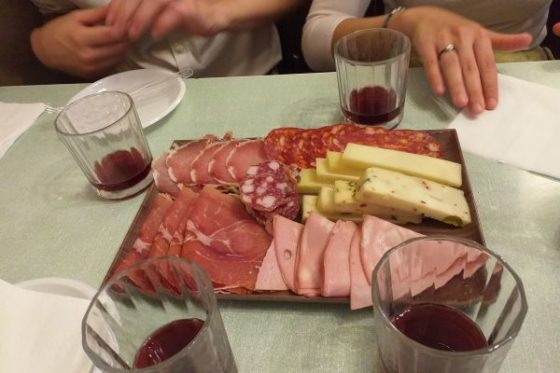 La Fraschetta – Cheap wine and a friendly welcome