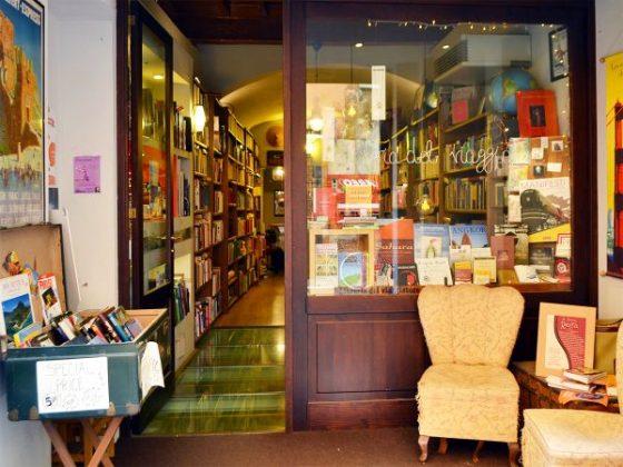 Libreria del Viaggiatore – Globetrotter bookstore