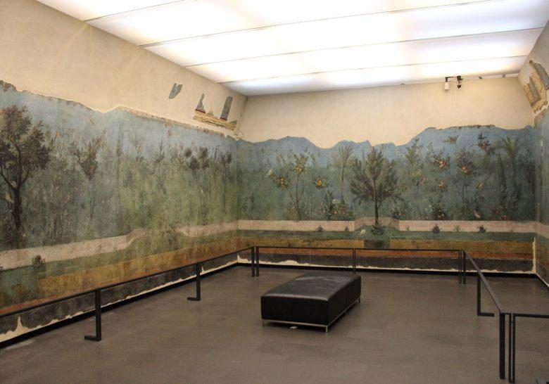 Livia's Subterranean Garden – Fabulous frescoes