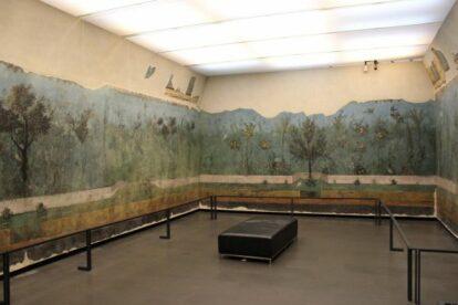Livia's Subterranean Garden Rome