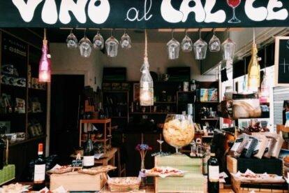 Mercato Testaccio Rome