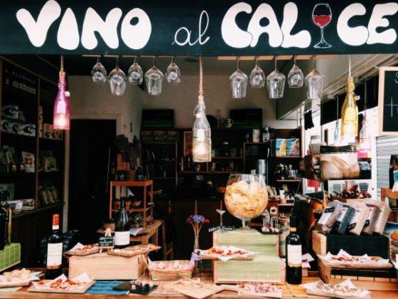 Mercato Testaccio – A trendy food market