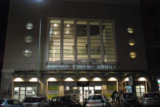 Nuovo Cinema Aquila – Moviegoer eagles