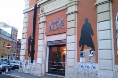 Nuovo Cinema Palazzo Rome