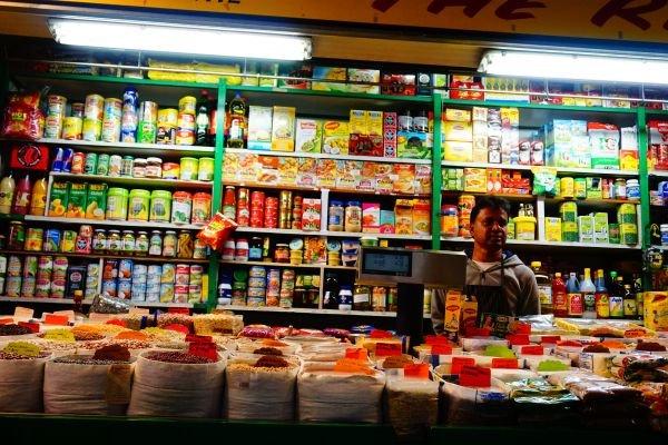 Nuovo Mercato Esquilino Rome