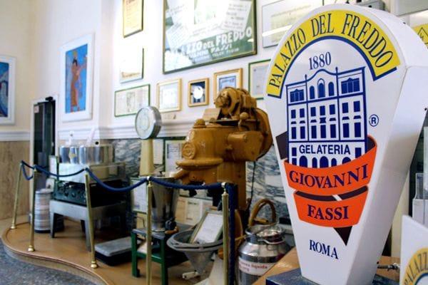 Palazzo del Freddo Rome