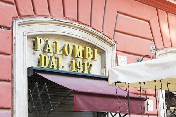 Palombi Rome