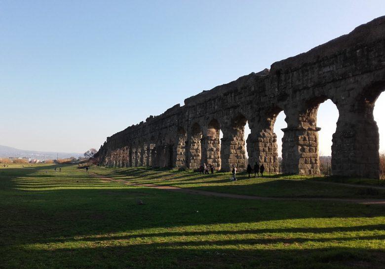 Parco degli Acquedotti – Peaceful aqueduct park