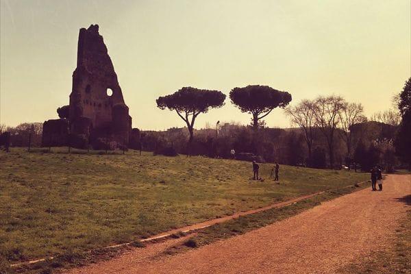 Parco di Villa Gordiani Rome