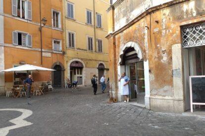 Pasticceria Boccione Rome