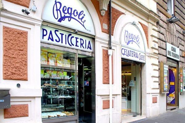 Pasticceria Regoli Rome