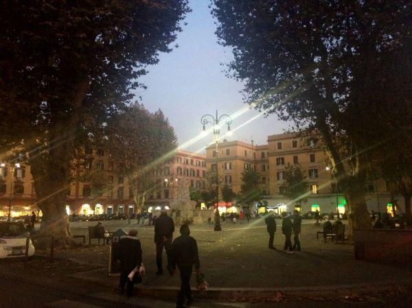 Piazza Testaccio Rome