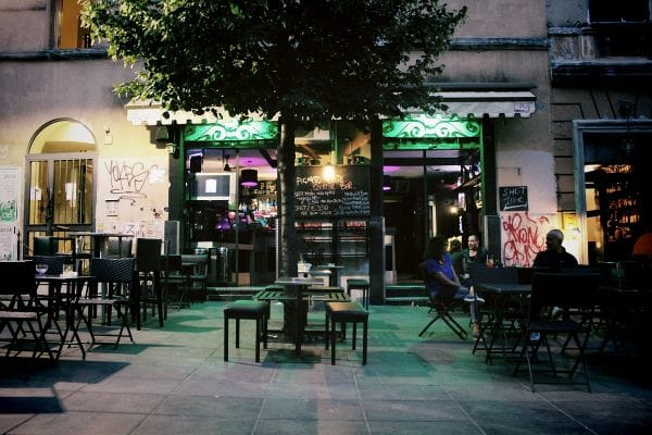 Pigneto Caffè Rome