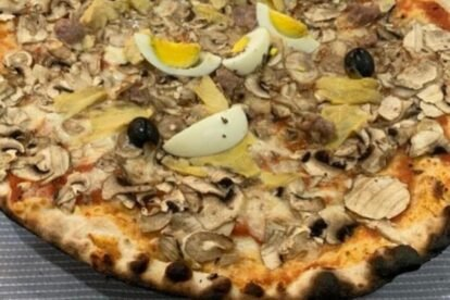Pizzeria Giacomelli Rome