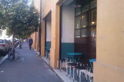 Porto Fluviale Rome