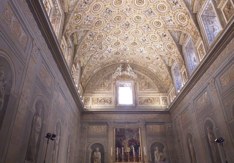 Quirinale Palace Chapel Rome