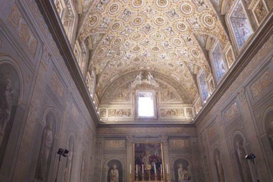Quirinale Palace Chapel – Cheap classical concerts