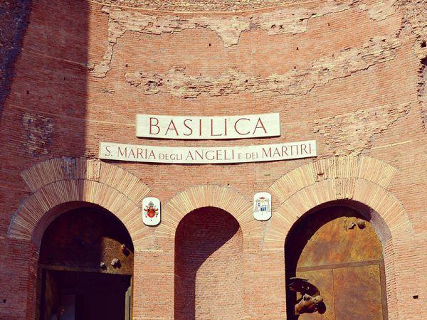 S. Maria degli Angeli Rome