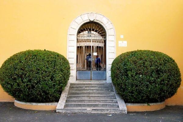 San Pietro in Montorio Rome