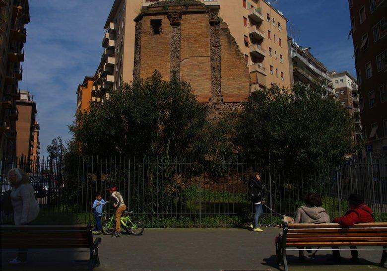 Sedia del diavolo Rome