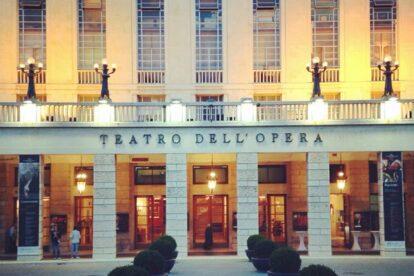 Teatro dell'Opera Rome